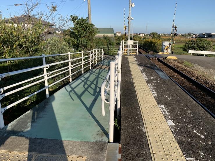 写真:阿波大谷駅