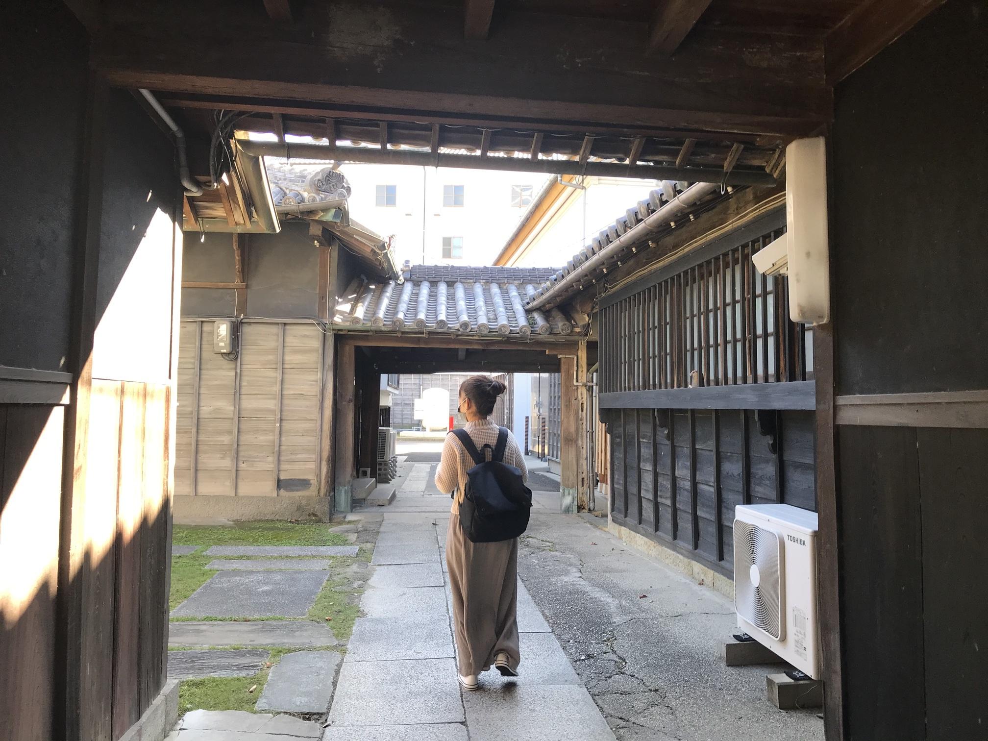 写真:本家松浦酒造場(ナルトタイの店)