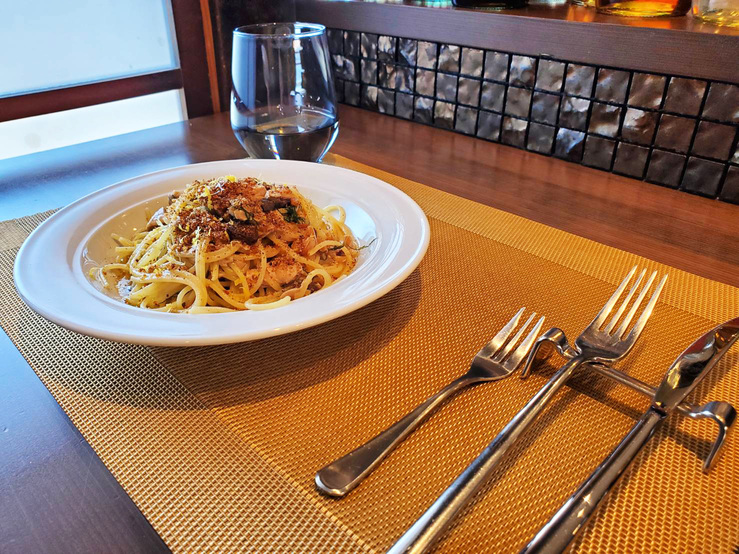写真:PUNTA ITALIAN/CAFE