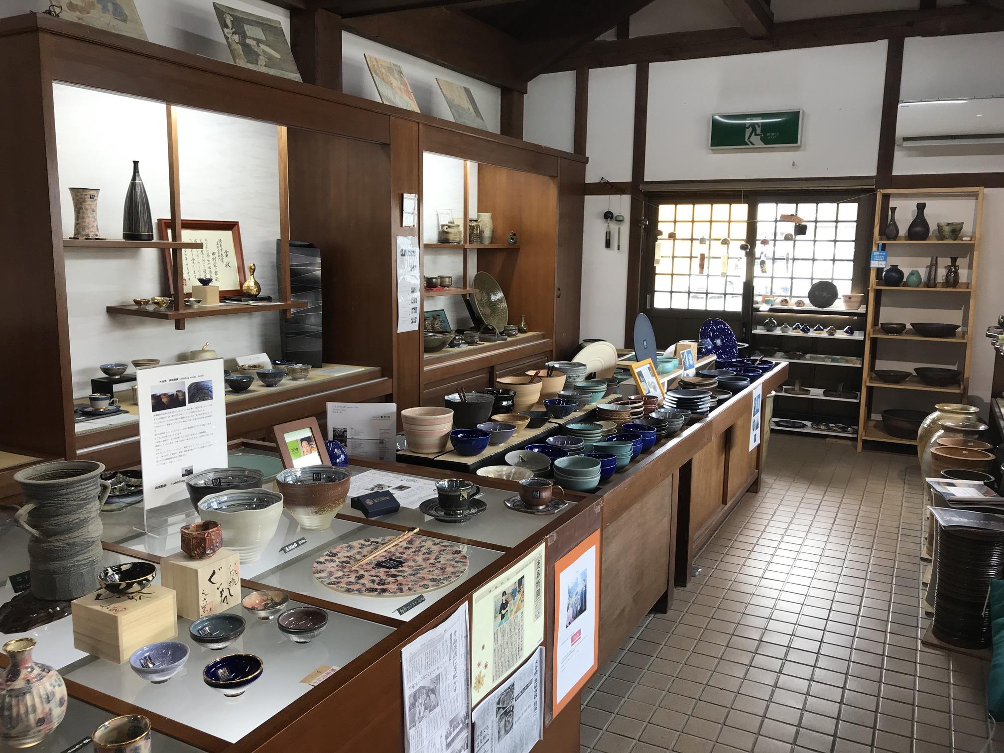 写真:田村陶芸展示館