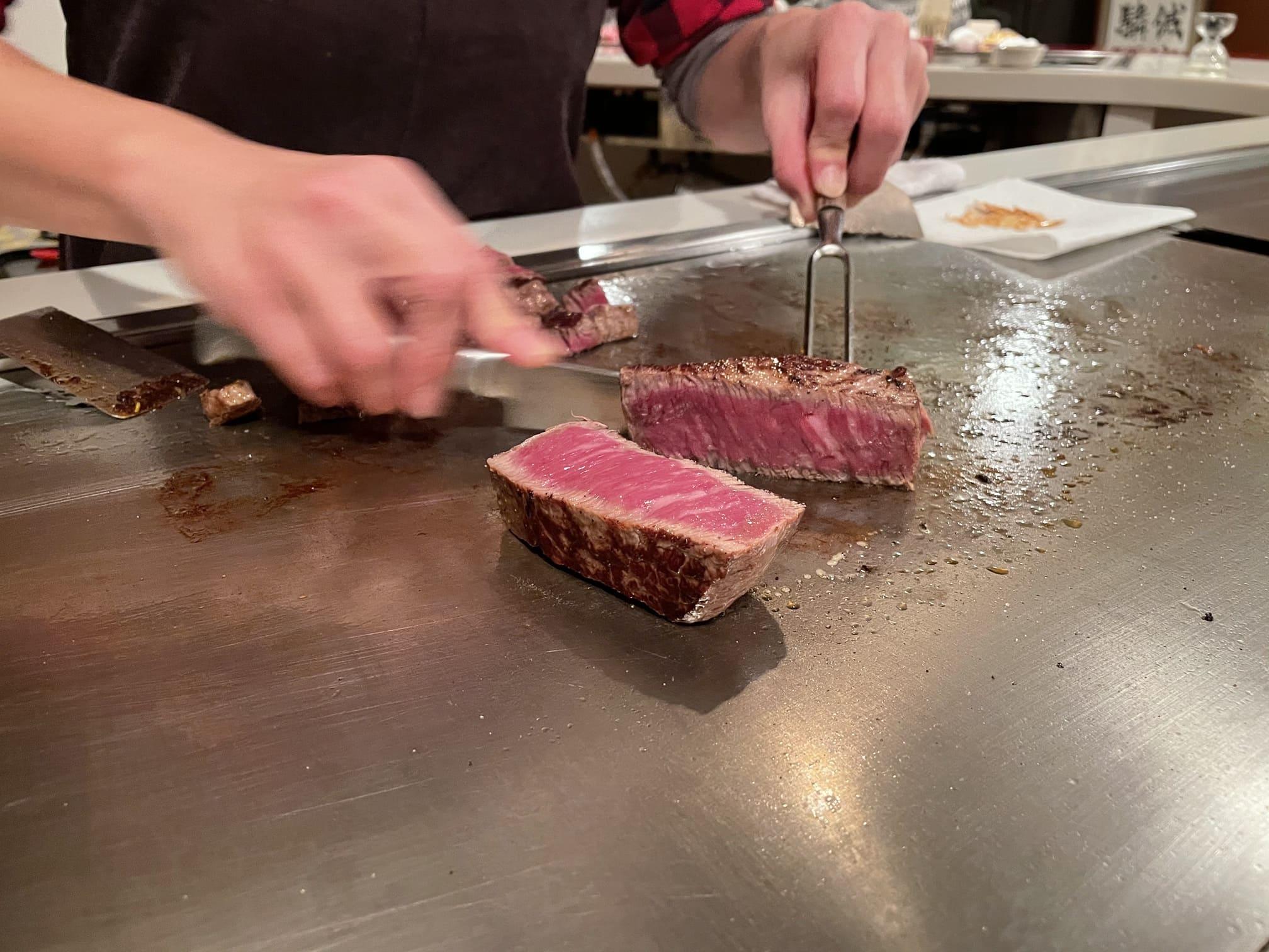 写真:鉄板焼 Dining Teko teko