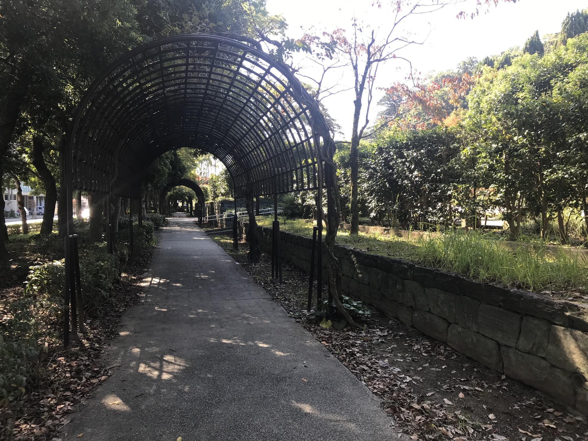 写真:徳島中央公園