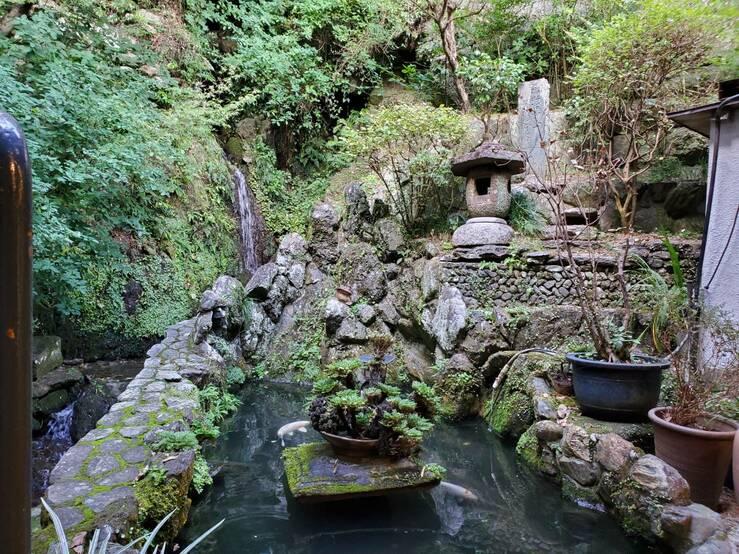 写真:滝の焼き餅 和田の屋 本店