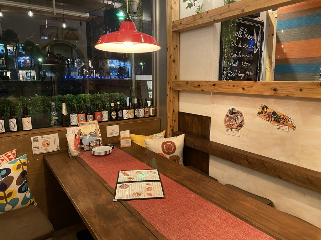 写真:麦酒工房Awa新町川ブリュワリー