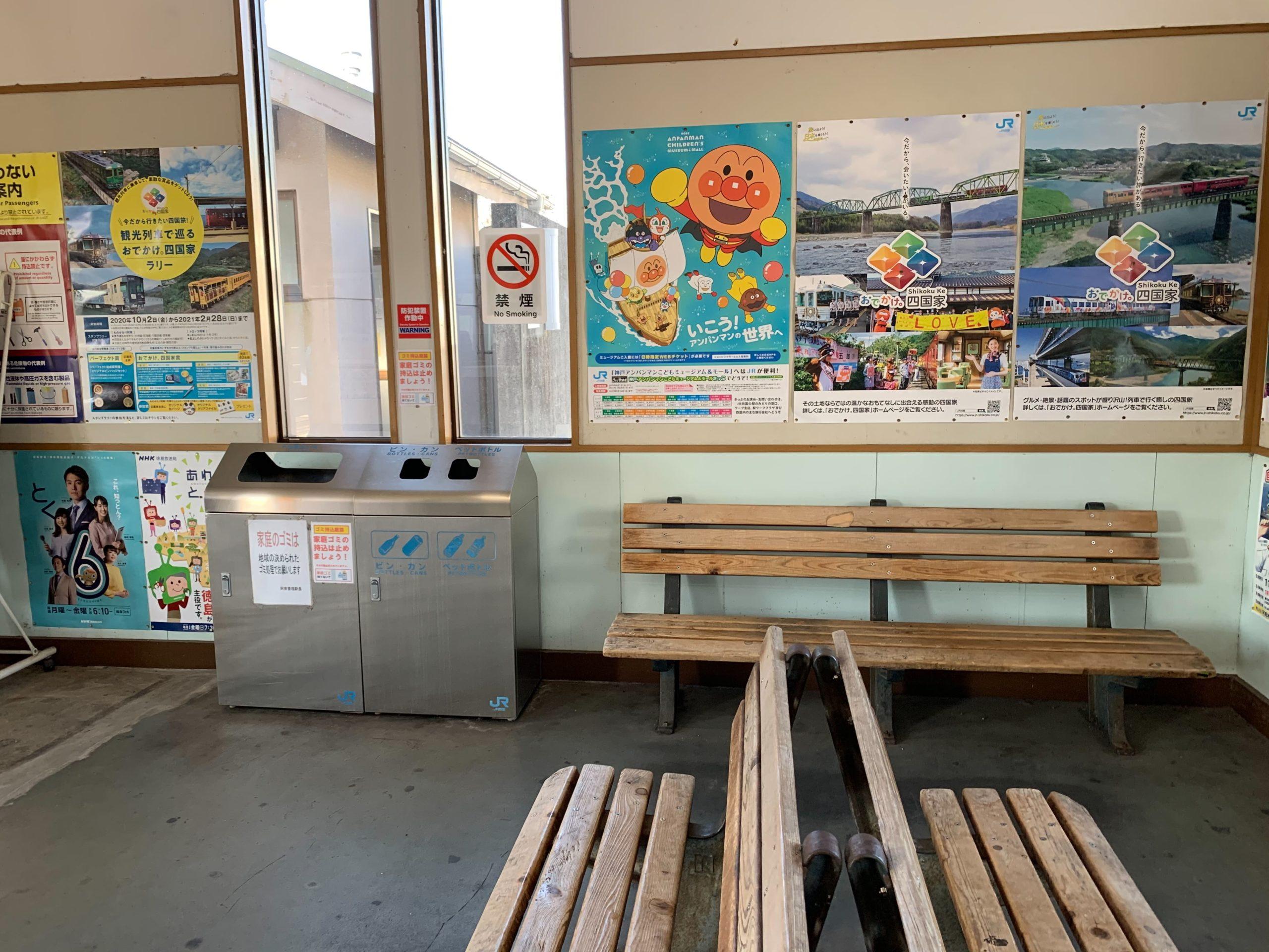 写真(大):羽ノ浦駅