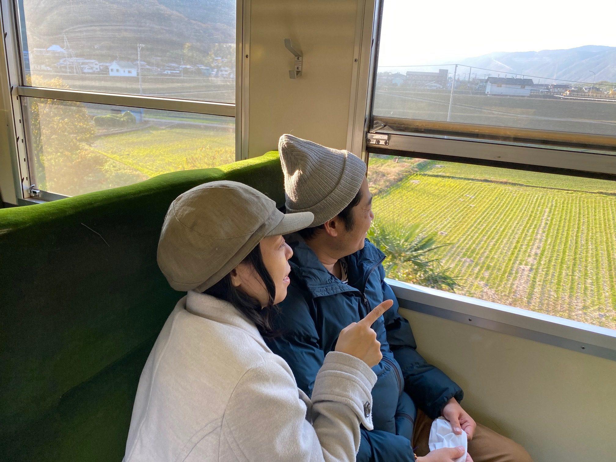 写真:阿波半田駅‐阿波池田駅