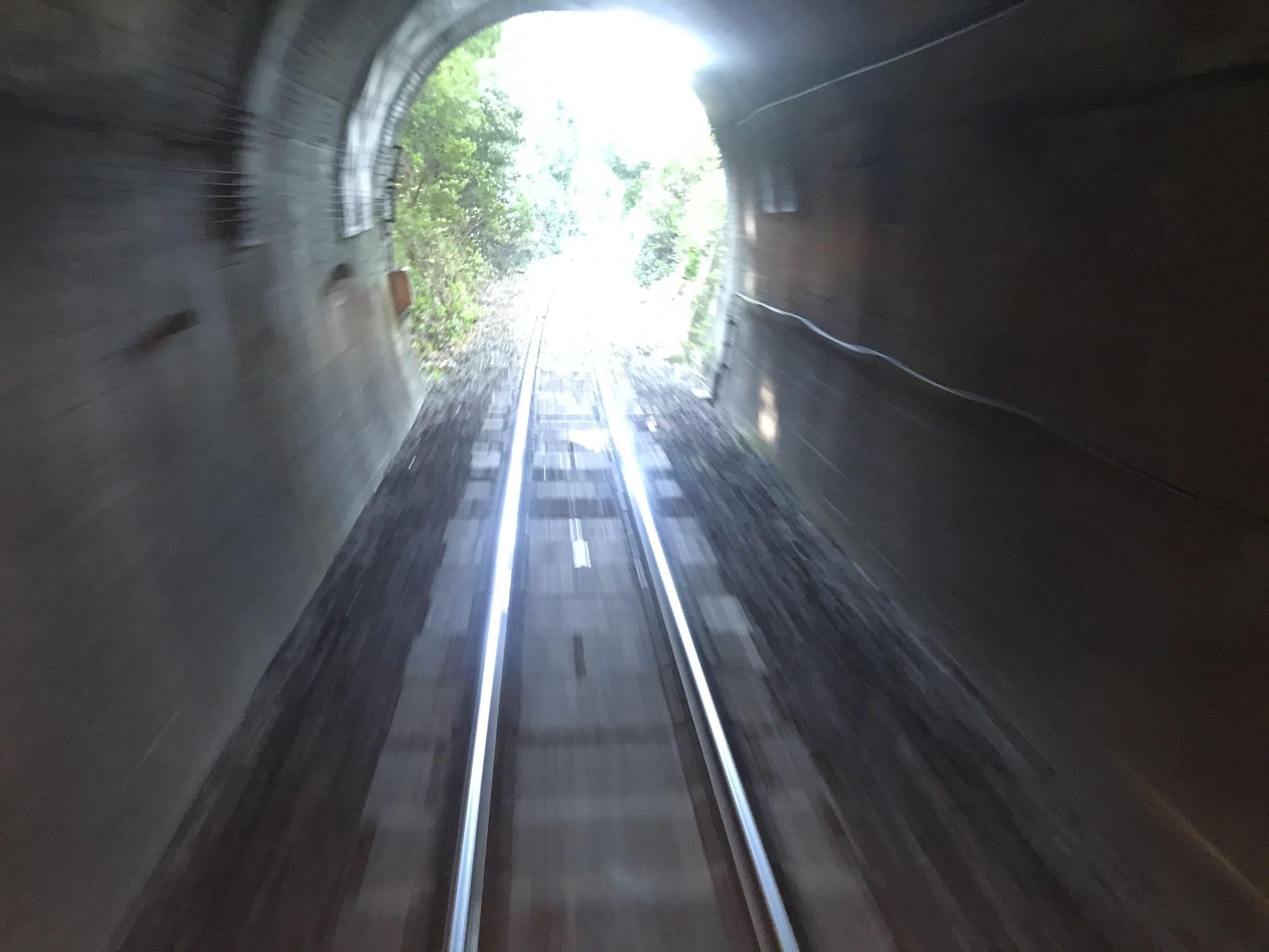 写真:阿波福井駅‐由岐駅
