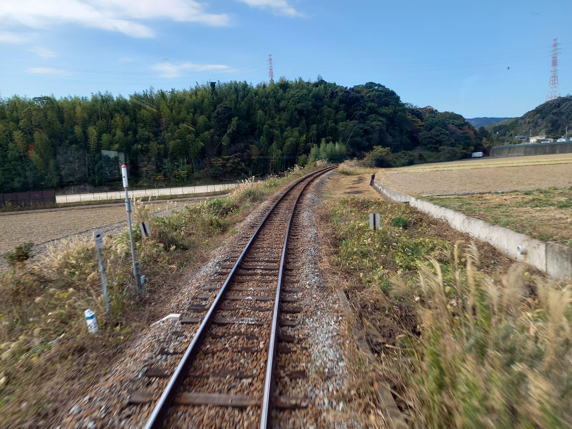 写真:阿波橘駅‐桑野駅