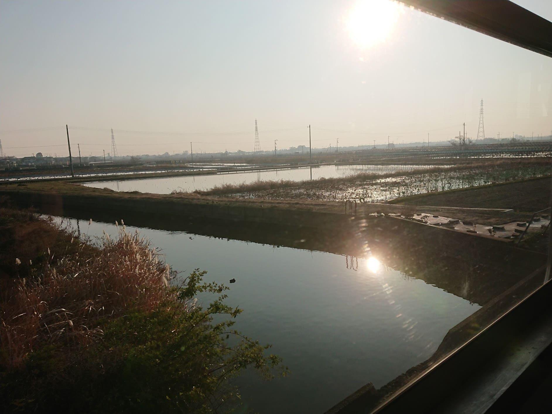 写真:勝瑞駅‐池谷駅