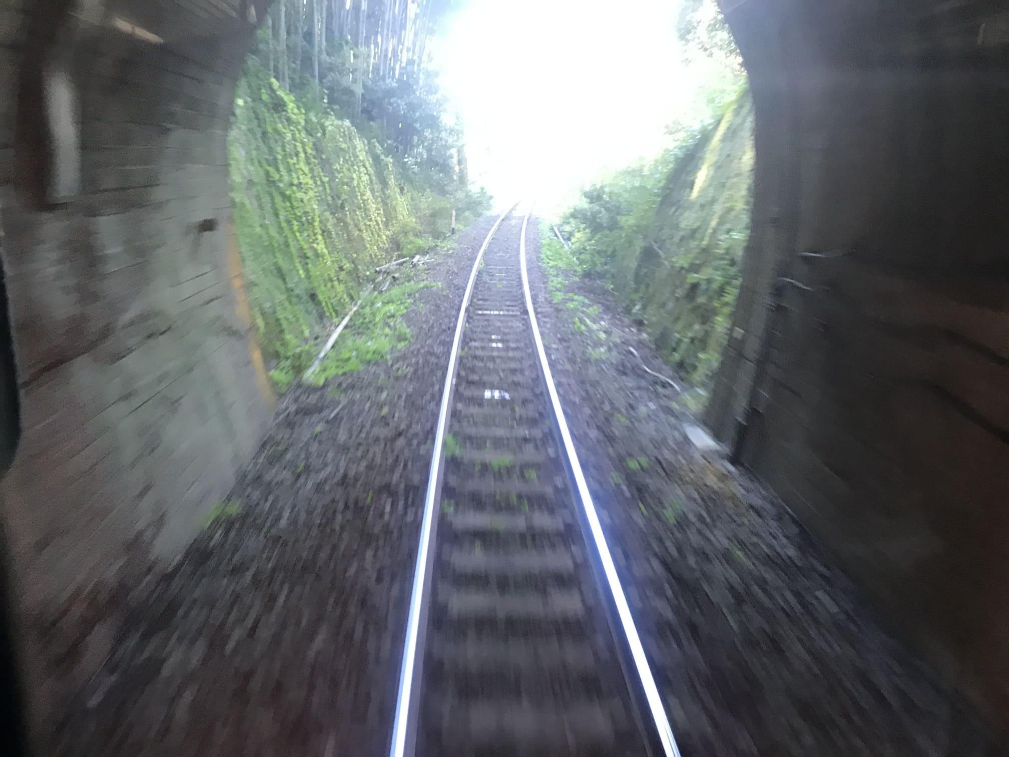写真:桑野駅‐新野駅