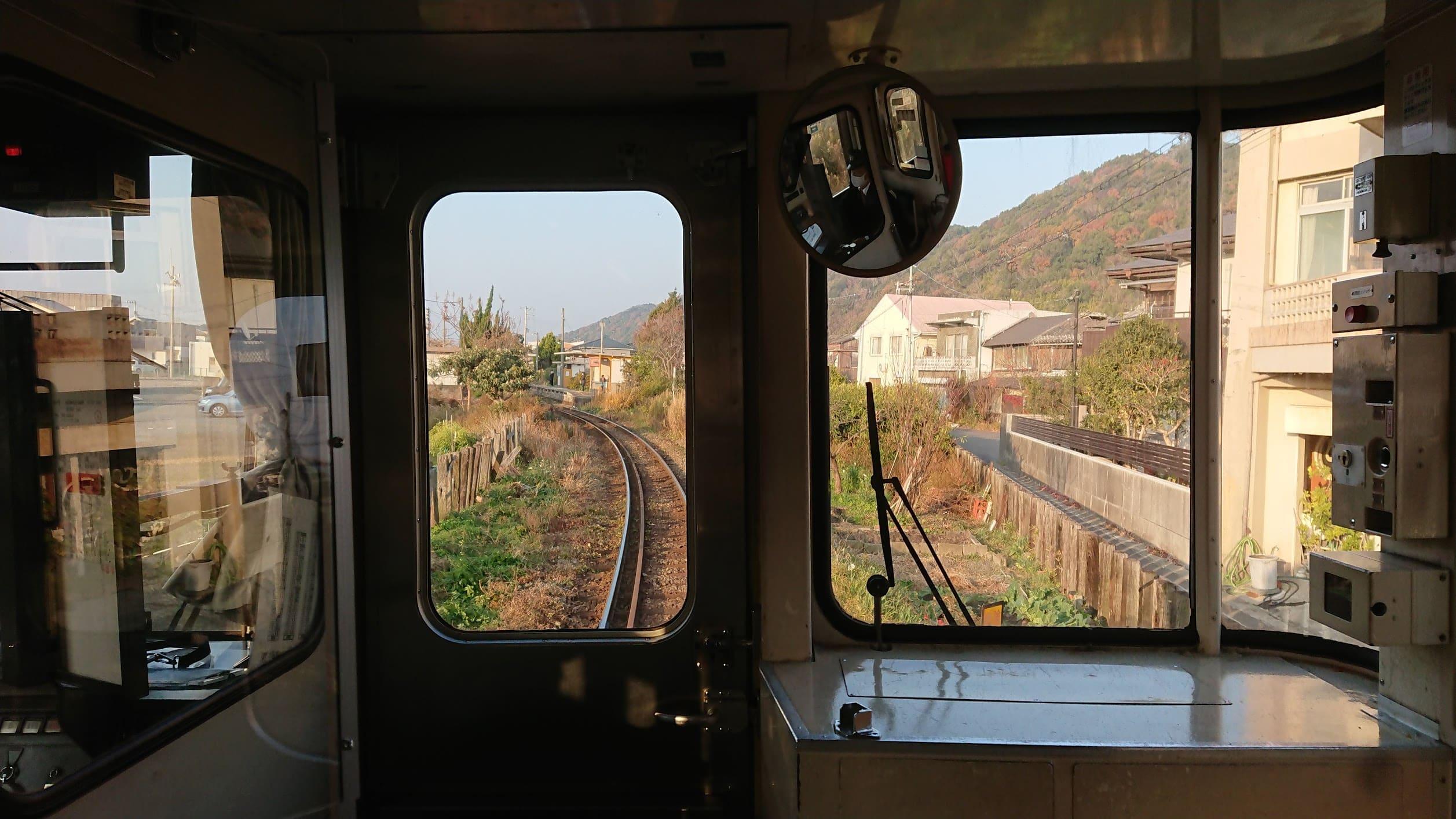 写真:撫養駅‐鳴門駅