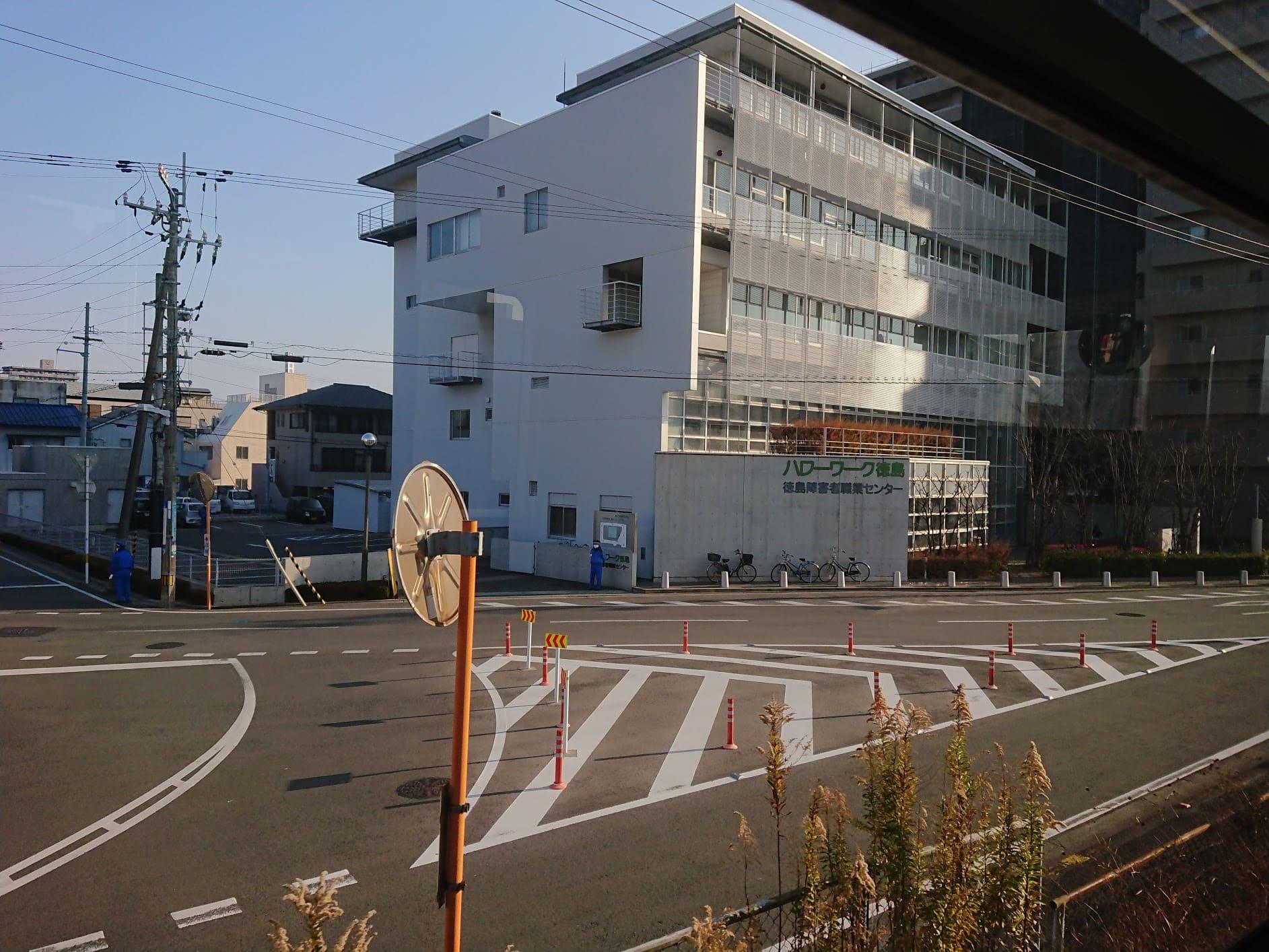 写真:徳島駅‐佐古駅