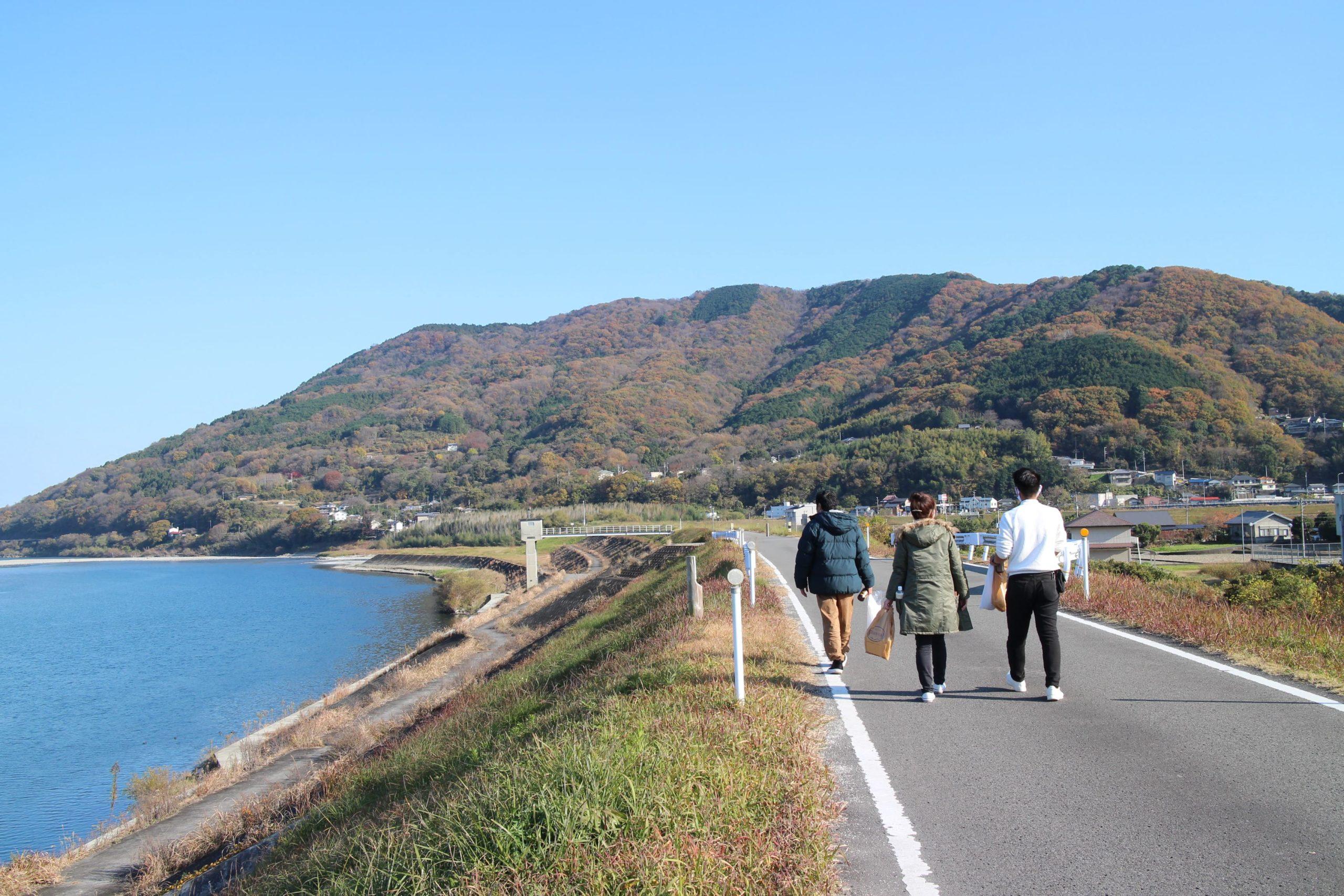 写真:吉野川
