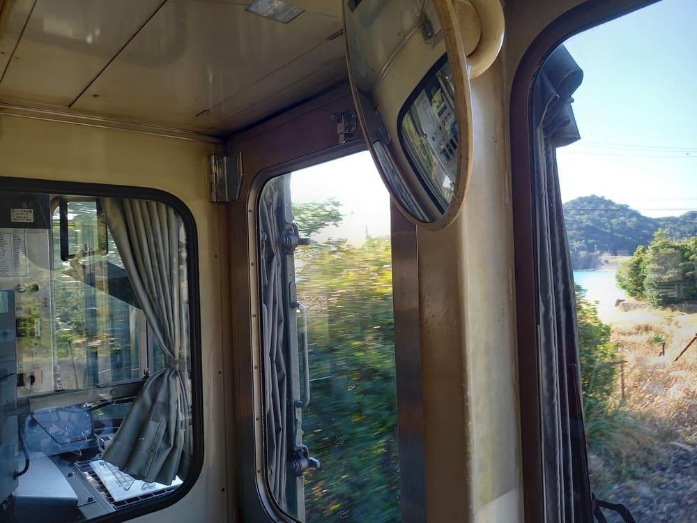 写真:由岐駅‐田井ノ浜駅