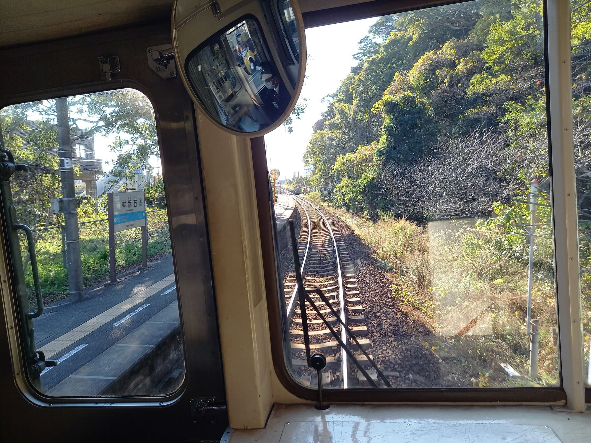 写真(大):阿波赤石駅
