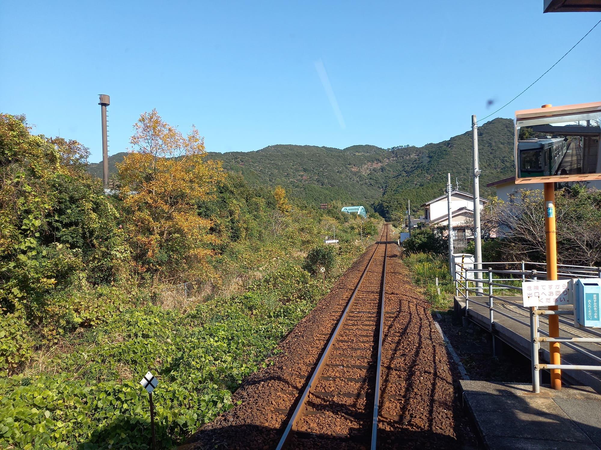 写真:北河内駅