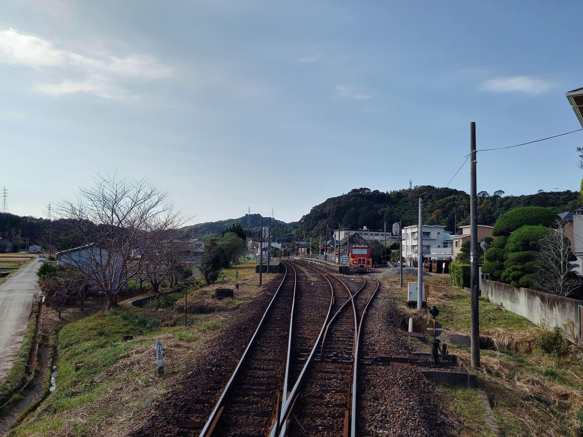 写真:桑野駅