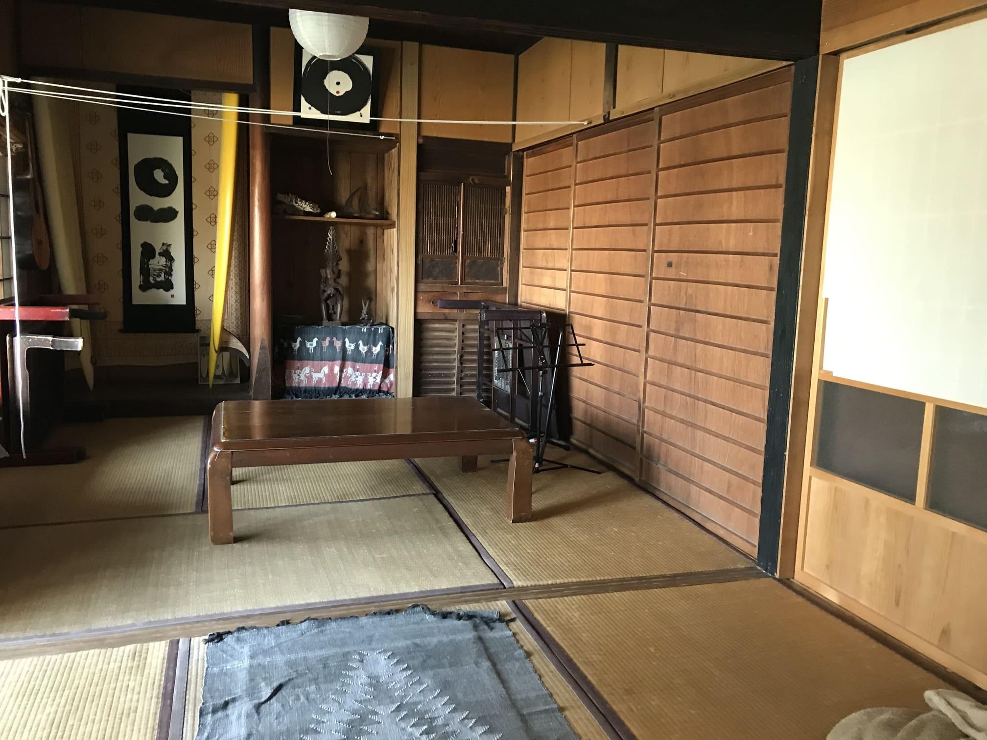 写真:出羽島ゲストハウス ‐シャンティシャンティ‐