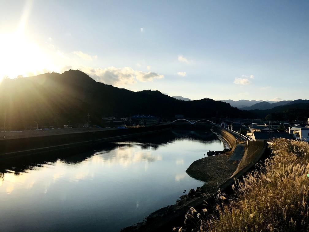 写真:宍喰橋(かもめ橋)